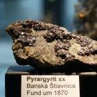 Pyrargyrit, Banska stiavnica
