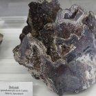 Dolomit, pseudomorph nach Calcit, Schlema-Alberoda