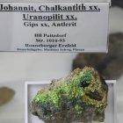 Johannit, Chalkantith, Uranopilit
