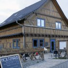 """das """"Holtzhaus"""" in Holzhausen"""