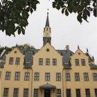 Schloss Burgk - Residenz des Freiherrn Carl Friedrich August Dathe von Burgk