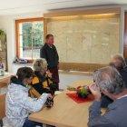 Interessante Führung durch die sehenswerte Ausstellung am Pferdegöpel (Rudolphschacht Lauta)